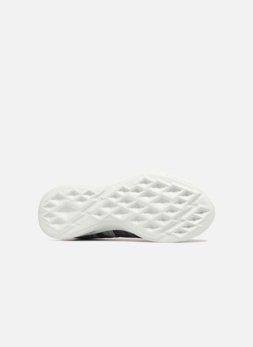 Chaussures de sport Skechers Burst 2.0 Noir vue haut