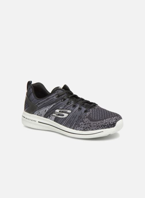 Chaussures de sport Skechers Burst 2.0 Noir vue détail/paire