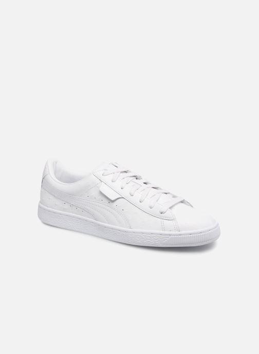 basket puma classic blanche