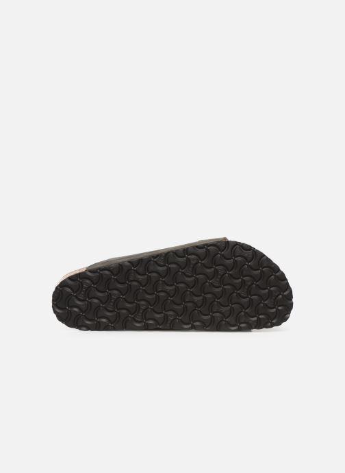 Sandaler Birkenstock Arizona Cuir Soft Footbed M Grå se foroven