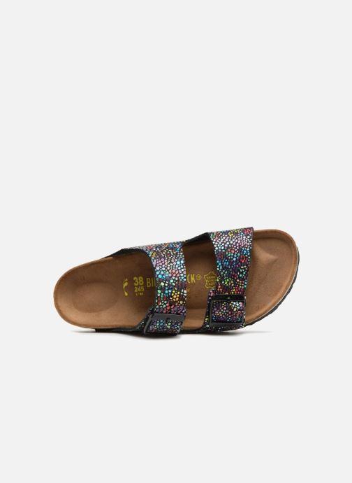 Sandales et nu-pieds Birkenstock Arizona Microfibre W Noir vue gauche