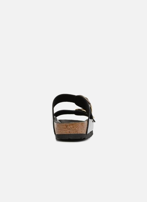 Sandalias Birkenstock Arizona Big Buckle Negro vista lateral derecha