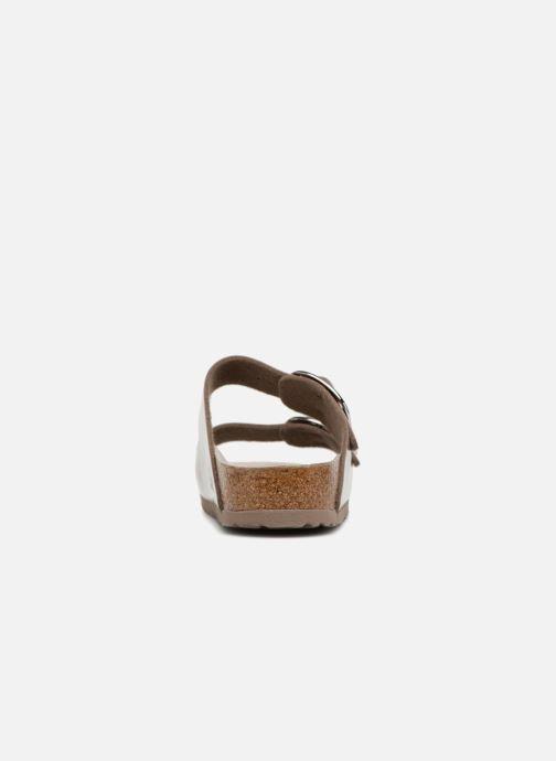 Sandales et nu-pieds Birkenstock Arizona Big Buckle Gris vue droite