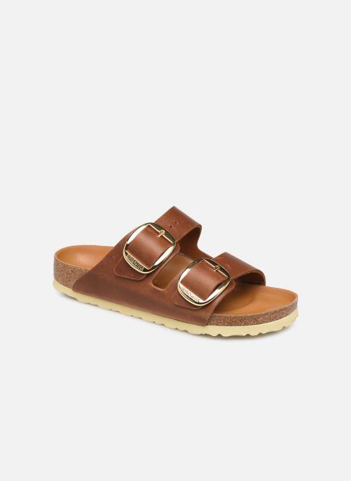 Sandali e scarpe aperte Birkenstock Arizona Big Buckle Marrone vedi dettaglio/paio