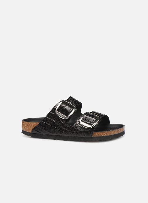 Sandales et nu-pieds Birkenstock Arizona Big Buckle Noir vue derrière