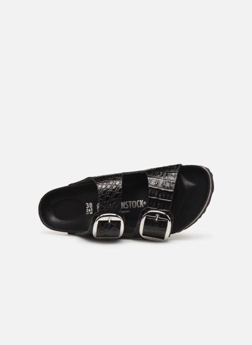 Sandales et nu-pieds Birkenstock Arizona Big Buckle Noir vue gauche
