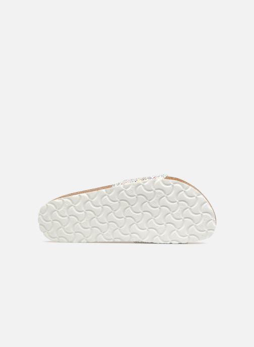 Wedges Birkenstock Madrid Microfibre W Wit boven