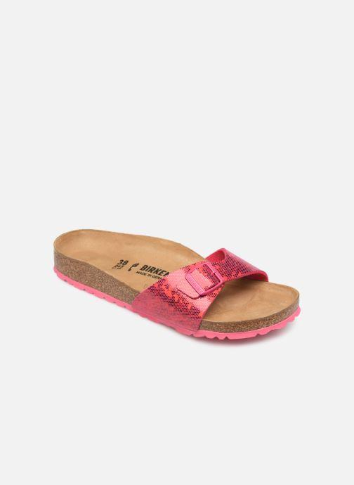 Clogs & Pantoletten Birkenstock Madrid Microfibre W rosa detaillierte ansicht/modell