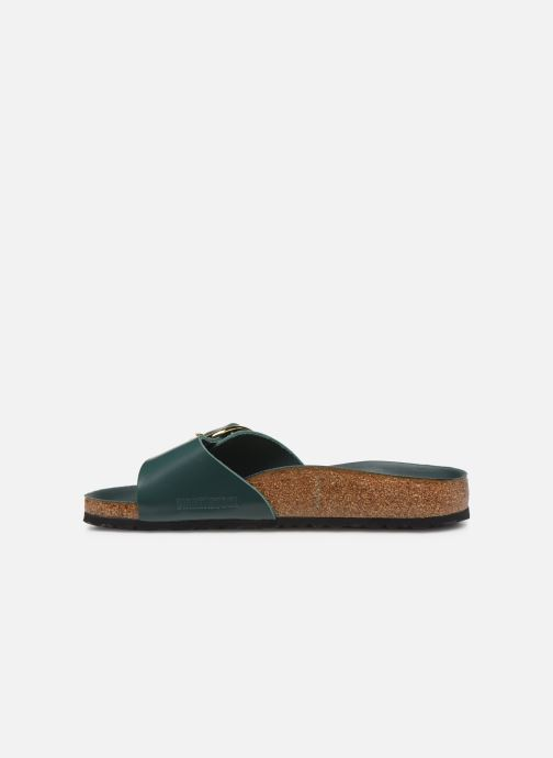 Mules & clogs Birkenstock Madrid Big Buckle Green front view