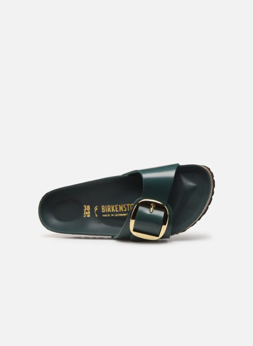 Mules & clogs Birkenstock Madrid Big Buckle Green view from the left