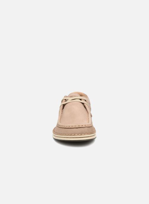Zapatos con cordones Birkenstock Pasadena Marrón vista del modelo