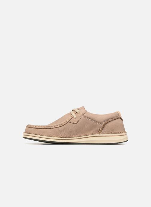 Chaussures à lacets Birkenstock Pasadena Marron vue face