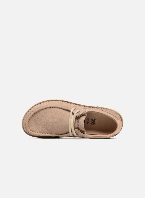 Chaussures à lacets Birkenstock Pasadena Marron vue gauche