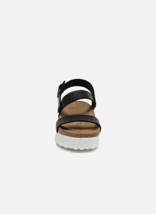 Sandales et nu-pieds Papillio Cameron Noir vue portées chaussures