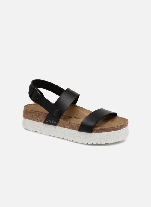 Sandales et nu-pieds Papillio Cameron Noir vue détail/paire
