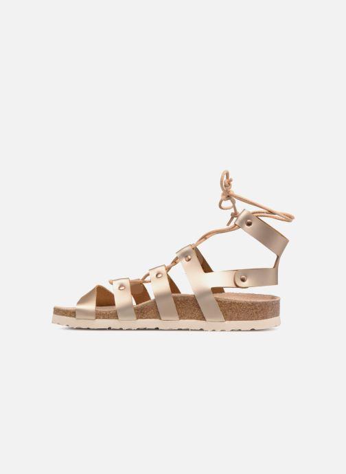 Sandales et nu-pieds Papillio Cleo Or et bronze vue face