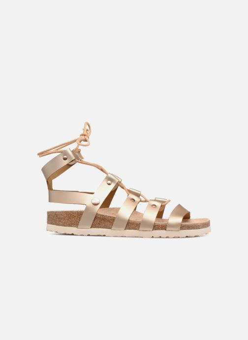 Sandals Papillio Cleo Bronze and Gold back view