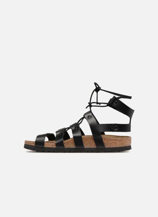 Sandales et nu-pieds Papillio Cleo Noir vue face