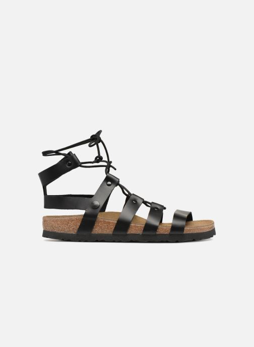 Sandales et nu-pieds Papillio Cleo Noir vue derrière
