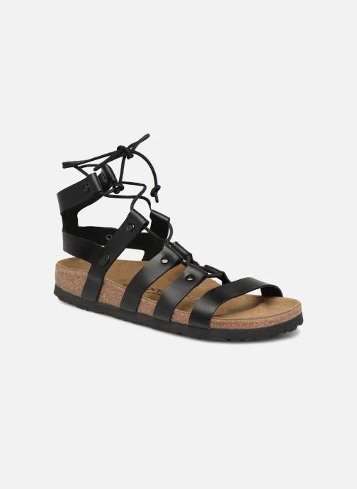 Papillio Cleo (schwarz) - Sandalen bei Más cómodo
