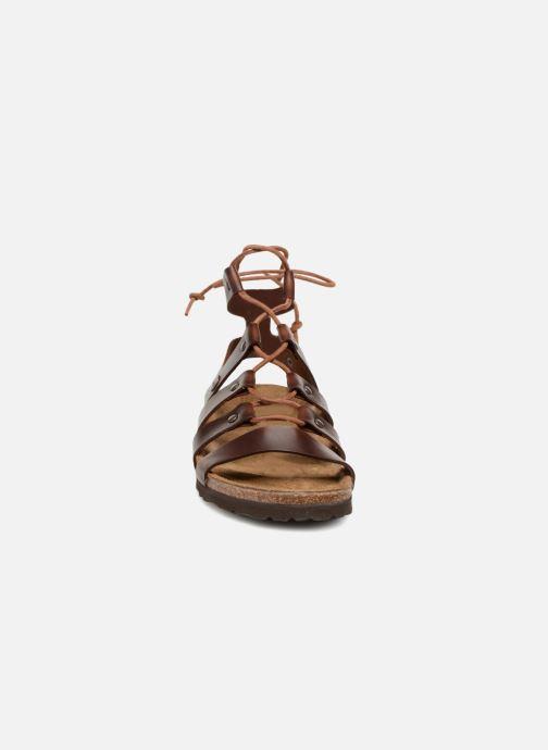 Sandales et nu-pieds Papillio Cleo Marron vue portées chaussures