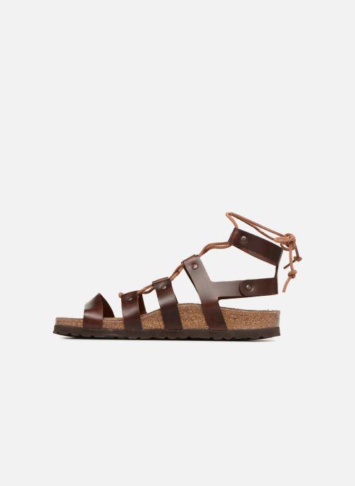 Sandales et nu-pieds Papillio Cleo Marron vue face