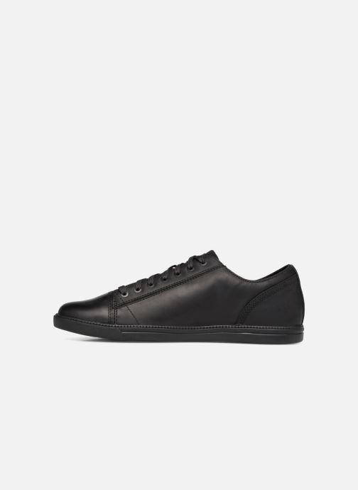 Sneakers Timberland Fulk Cap Toe Ox Nero immagine frontale