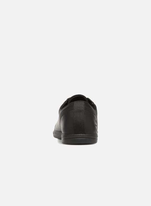 Sneakers Timberland Fulk Cap Toe Ox Nero immagine destra