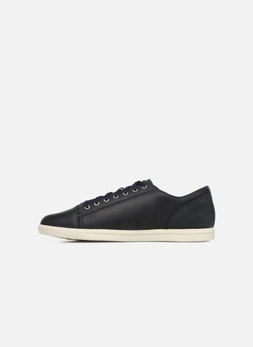 Sneakers Timberland Fulk Cap Toe Ox Nero immagine frontale