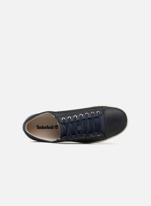 Sneakers Timberland Fulk Cap Toe Ox Nero immagine sinistra