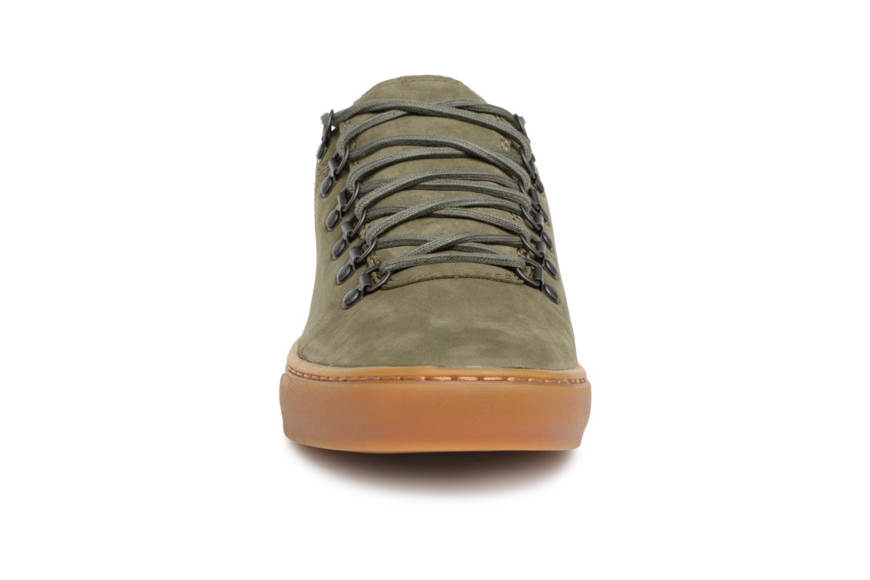 Baskets Timberland Adventure 2.0 Cupsole Vert vue portées chaussures