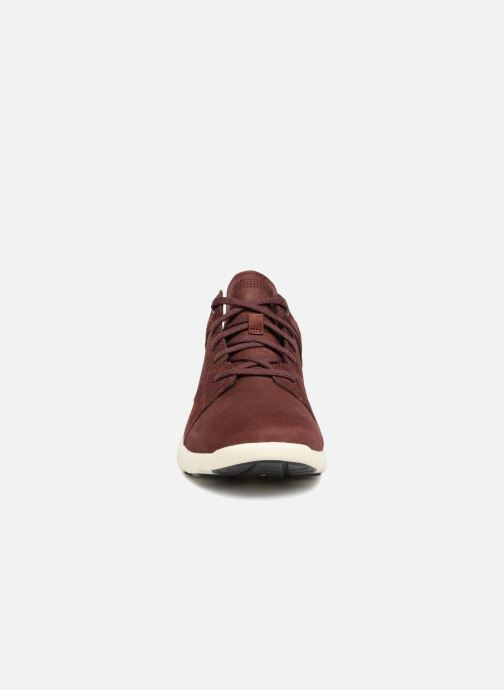 Trainers Timberland Flyroam Red model view