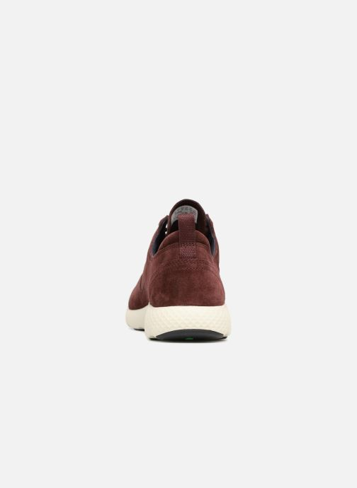Sneakers Timberland Flyroam Rosso immagine destra