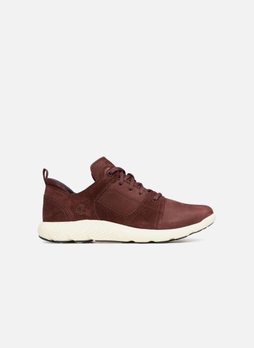 Sneaker Timberland Flyroam rot ansicht von hinten