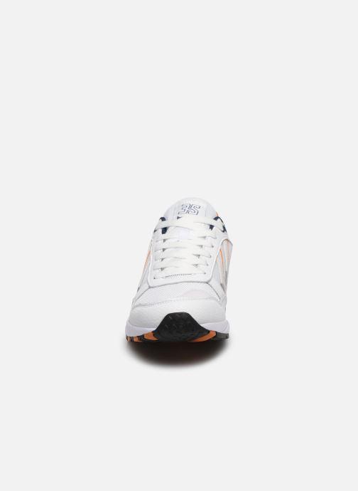 Sneaker Hummel 3-S SPORT weiß schuhe getragen