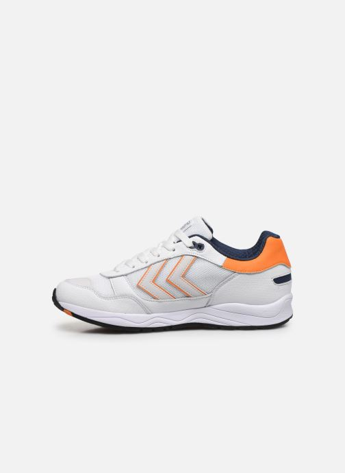 Sneakers Hummel 3-S SPORT Bianco immagine frontale