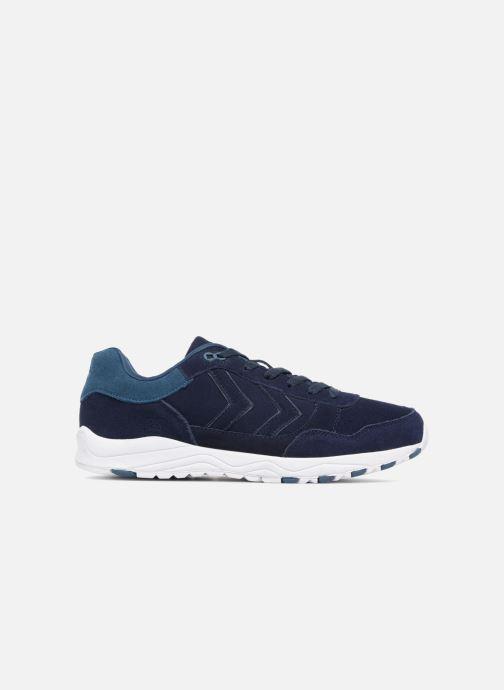Sneakers Hummel 3-S SUEDE Azzurro immagine posteriore