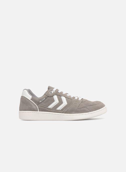 Sneakers Hummel HB TEAM SUEDE Grigio immagine posteriore