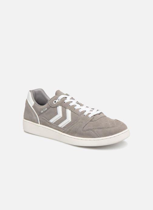 Sneakers Hummel HB TEAM SUEDE Grigio vedi dettaglio/paio