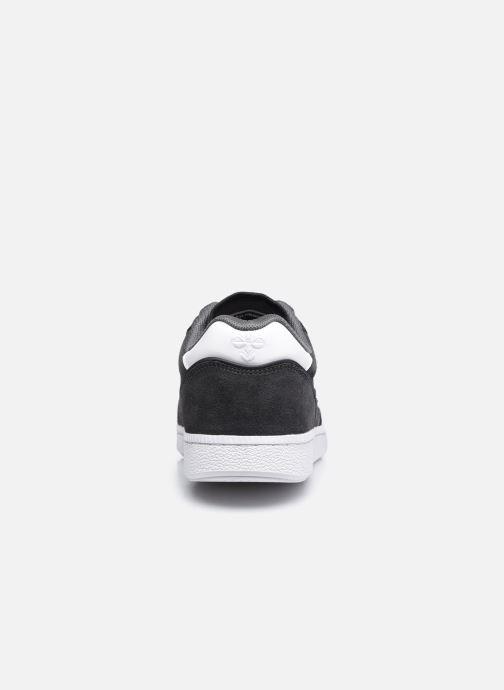 Sneaker Hummel HB TEAM SUEDE grau ansicht von rechts