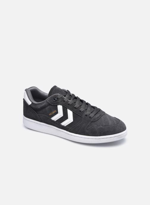 Sneaker Hummel HB TEAM SUEDE grau detaillierte ansicht/modell