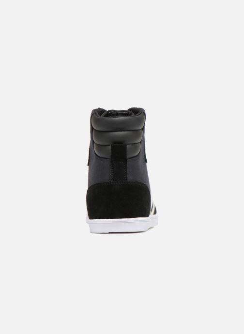 Sneaker Hummel Hummel Slimmer Stadil High canvas schwarz ansicht von rechts