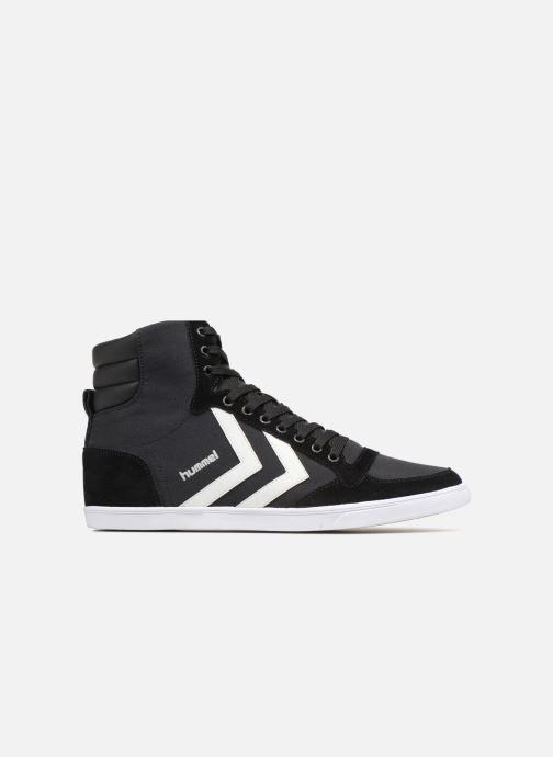 Sneaker Hummel Hummel Slimmer Stadil High canvas schwarz ansicht von hinten