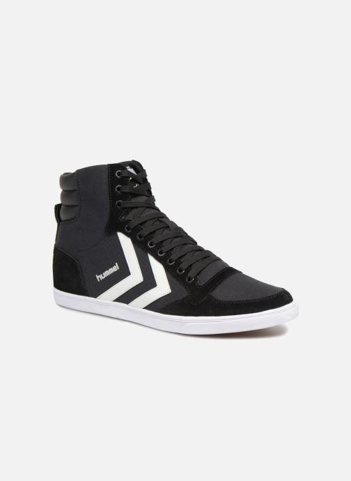Sneaker Hummel Hummel Slimmer Stadil High canvas schwarz detaillierte ansicht/modell