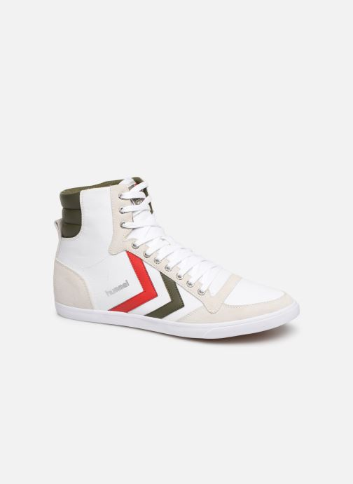 Sneaker Hummel Hummel Slimmer Stadil High canvas weiß detaillierte ansicht/modell