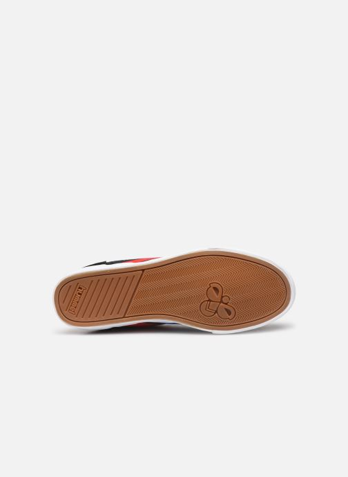 Trainers Hummel Hummel Slimmer Stadil High canvas Black view from above
