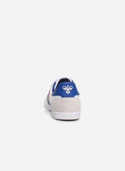 Baskets Hummel Hummel Slimmer Stadil Low canvas Blanc vue droite