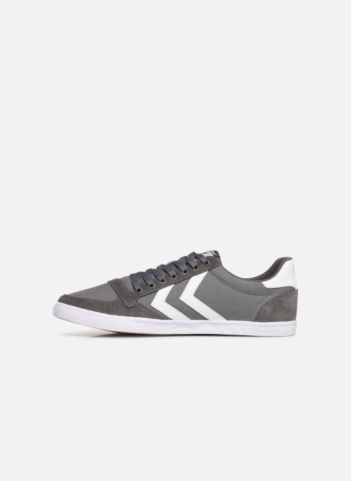 Hummel Slimmer Stadil Low Canvas (grijs) - Sneakers(346330)