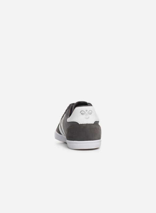 Sneaker Hummel Hummel Slimmer Stadil Low canvas grau ansicht von rechts