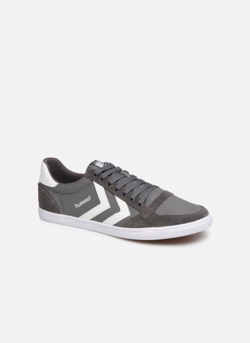 Sneaker Hummel Hummel Slimmer Stadil Low canvas grau detaillierte ansicht/modell